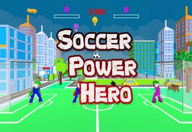 Consigue Soccer Power Hero gratis para Xbox One