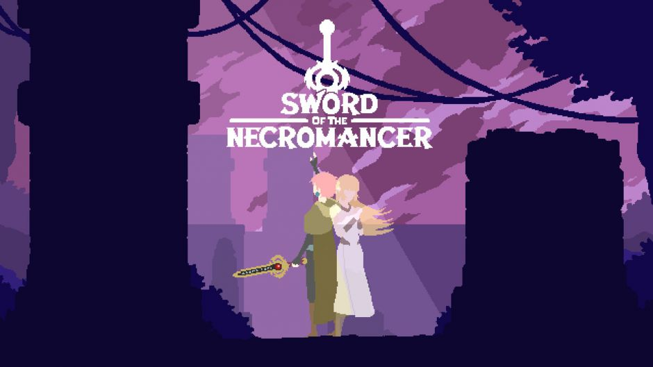 Tráiler de lanzamiento de Sword of the Necromancer