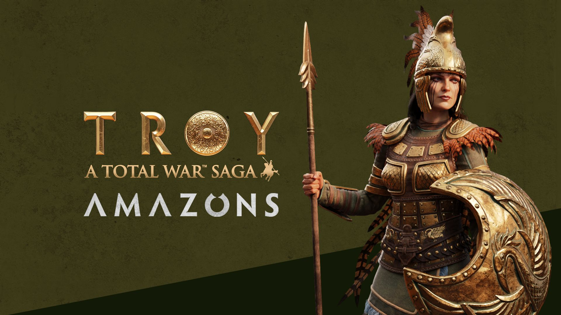 Details of the war Saga troy - amazons - genacion xbox