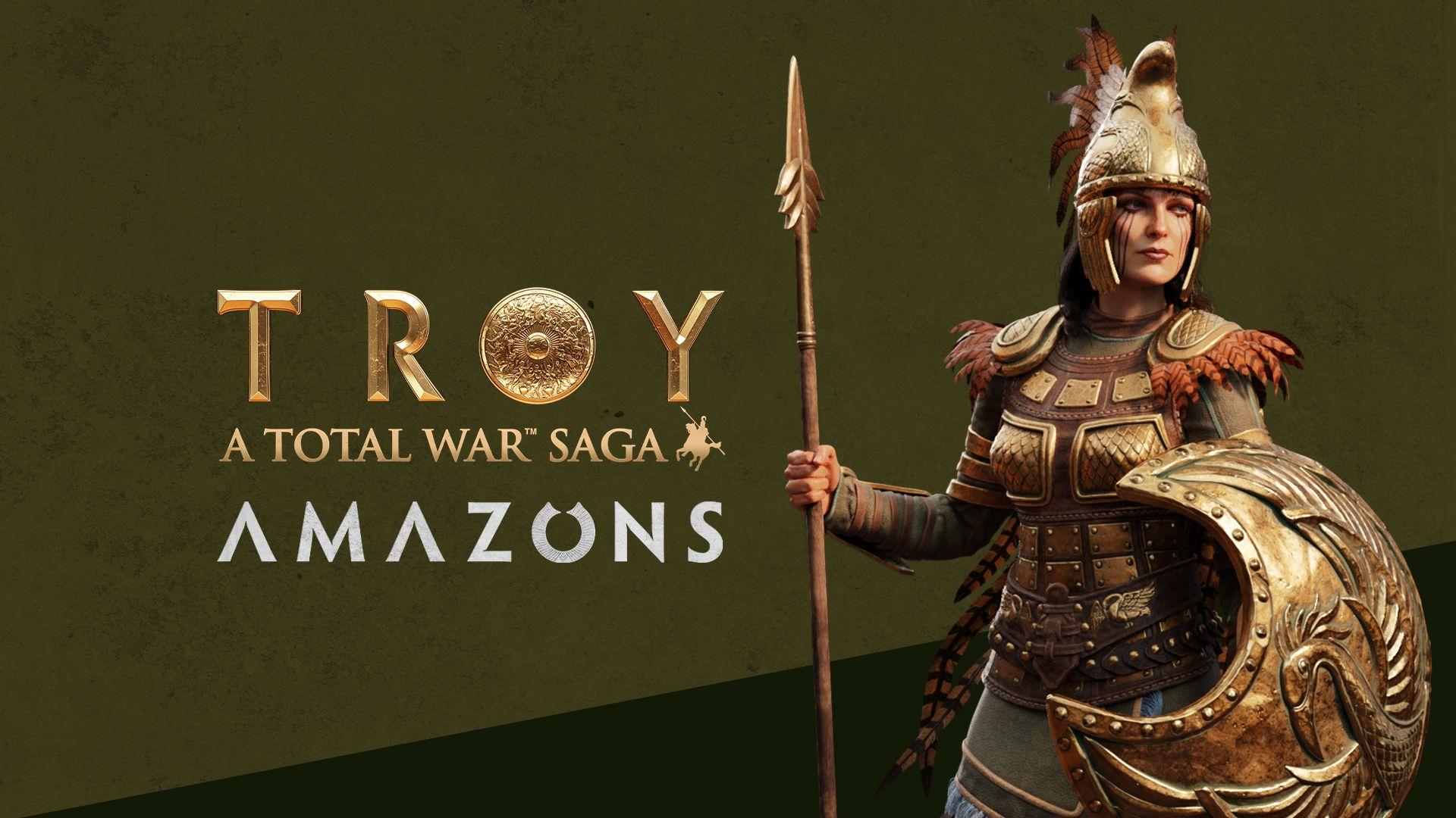 total war saga troy - amazons - generacion xbox