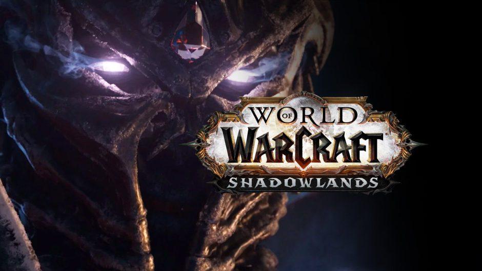 World of Warcraft Shadowlands llegará en noviembre