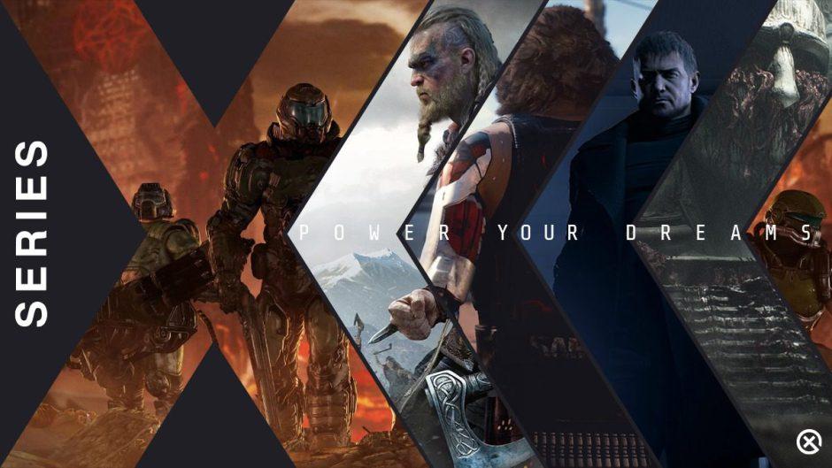Xbox Series X|S: Microsoft anuncia una una retransmisión mundial en directo el 10 de noviembre