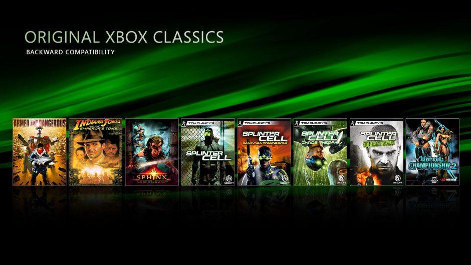¿Nueva oleada de retrocompatibles en noviembre para Xbox?