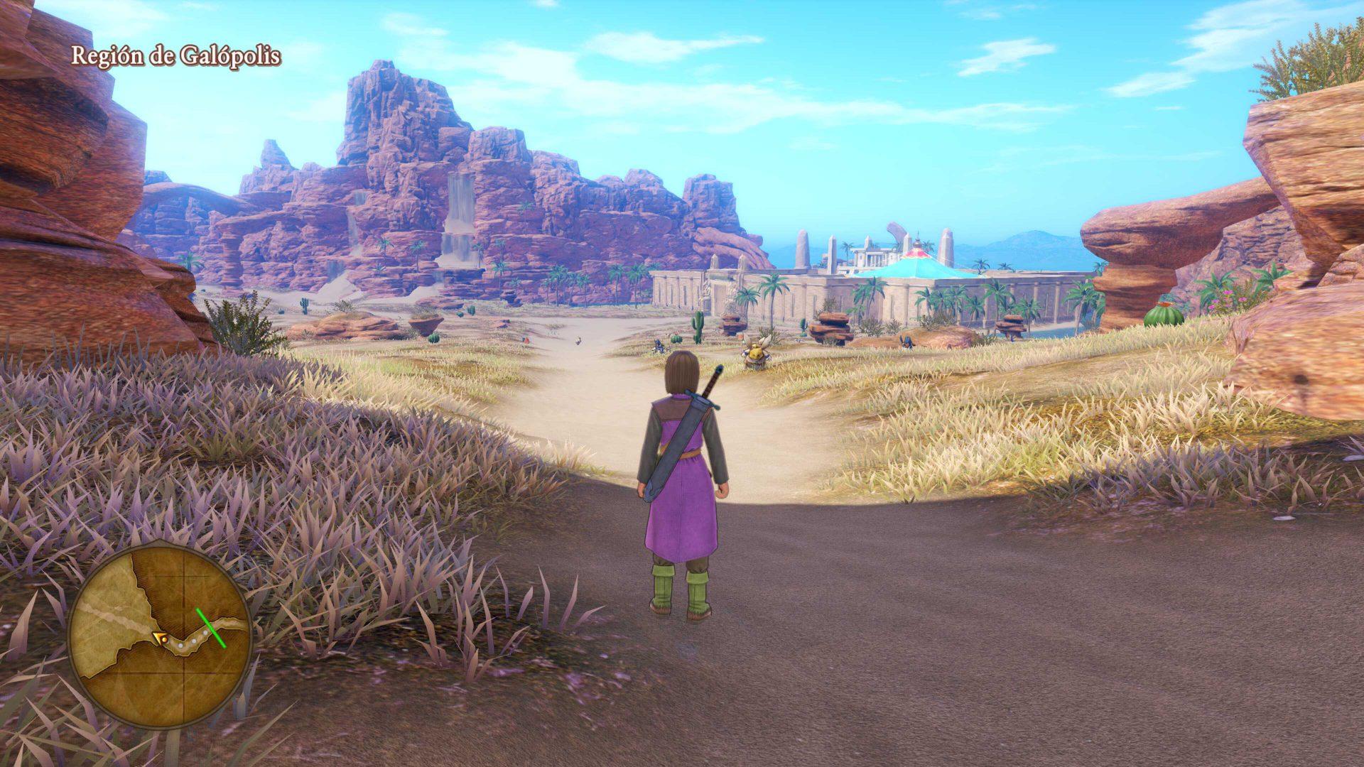 Análisis Dragon Quest XI