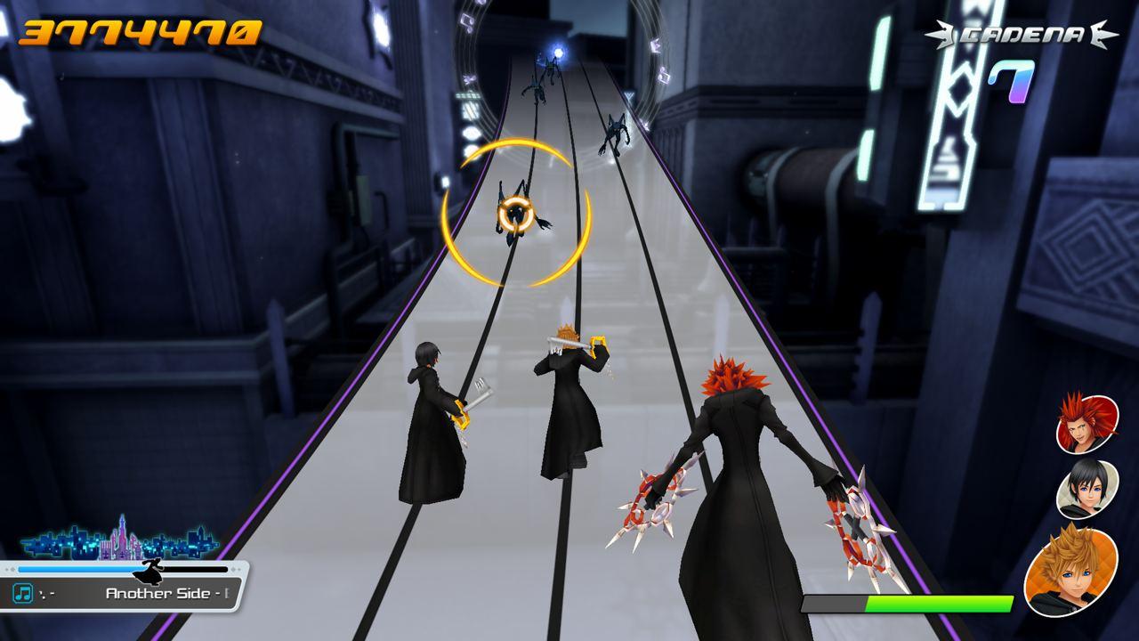 Análisis Kingdom Hearts: Melody of Memory