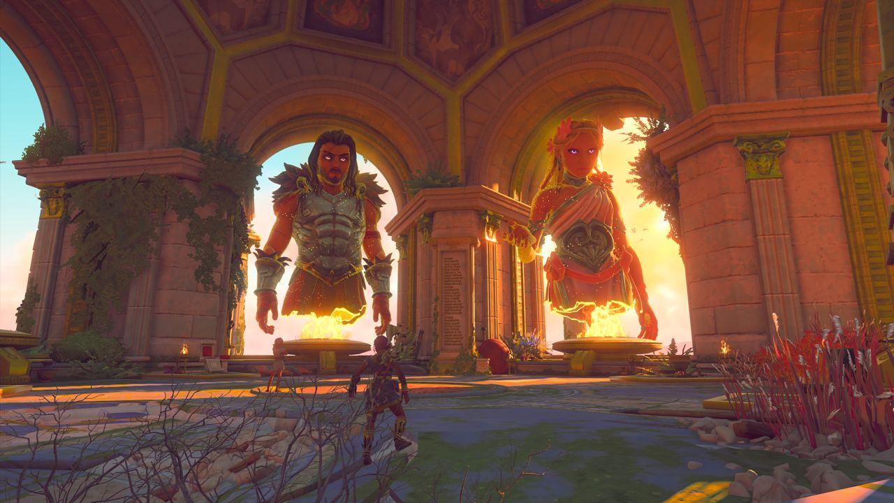 Análisis Immortals: Fenyx Rising