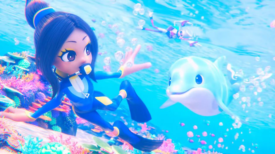 """Balan Wonderworld nos presenta su nuevo tráiler: """"Capítulo 2: El delfín y el buceador"""""""