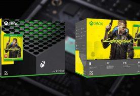 Aparece un bundle de Xbox Series X y Cyberpunk 2077 en una tienda polaca