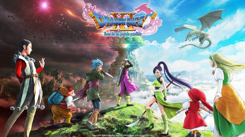 Dragon Quest XI desaparece de Steam