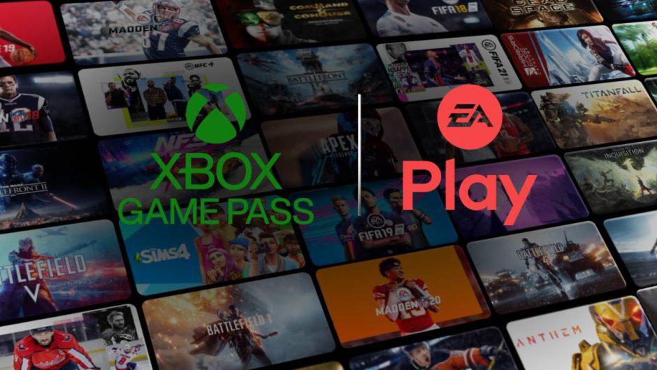La asociación entre EA Play y Xbox Game Pass, es un éxito para Electronic Arts