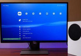 Xbox Series S se convierte en una espectacular caja de emulación gracias al Dev Mode