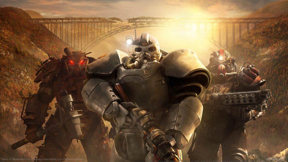 Fallout 76 muestra el viaje de la Hermandad del Acero en su nuevo tráiler