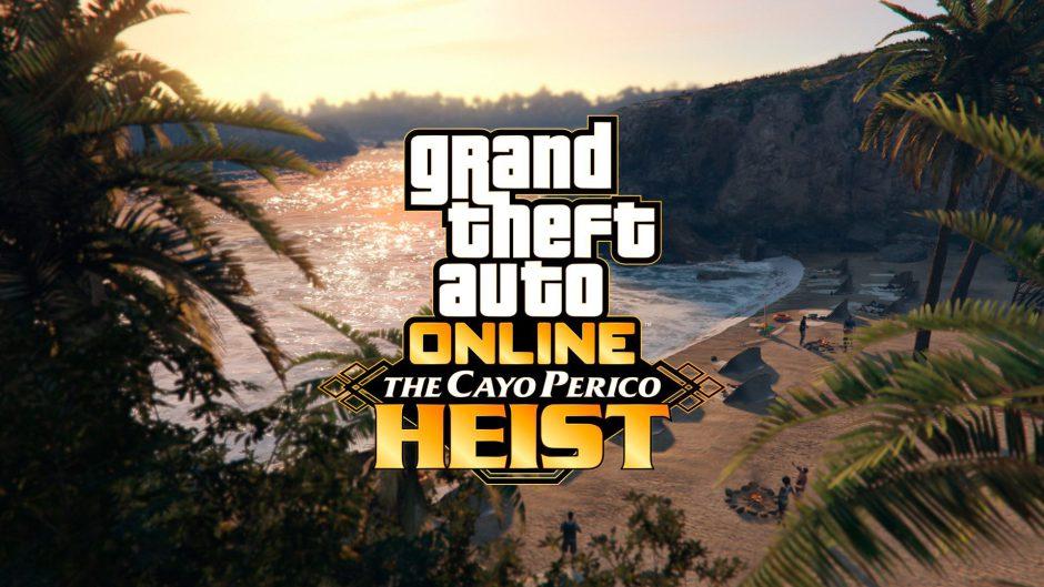 GTA Online presenta el atraco más grande jamás realizado, bienvenidos a Cayo Perico