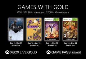 Vota: ¿Qué os parecen los Games With Gold de diciembre?