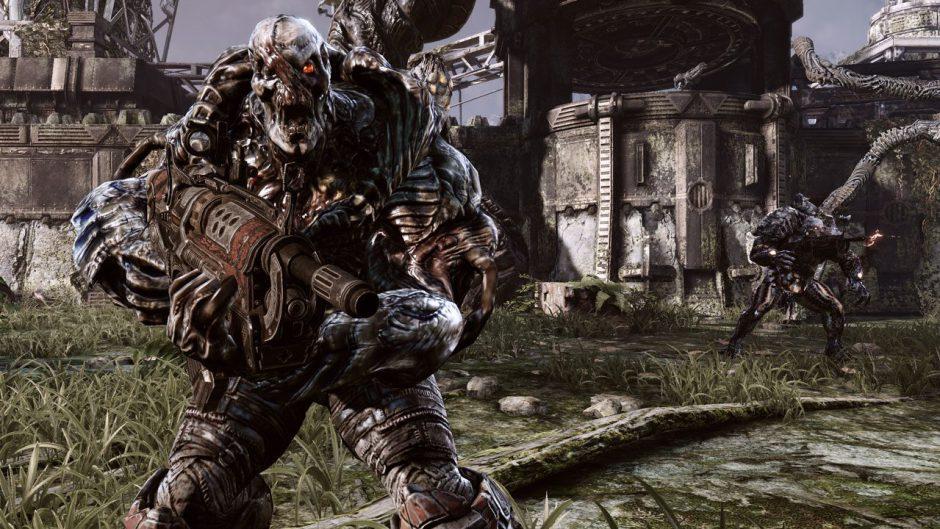 Los Lambent no tardarán en ser añadidos al plantel de personajes de Gears 5