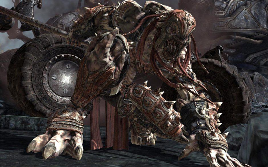 """Skorge podría ser uno de los personajes que llegue a Gears 5 con la """"Operación 5"""""""