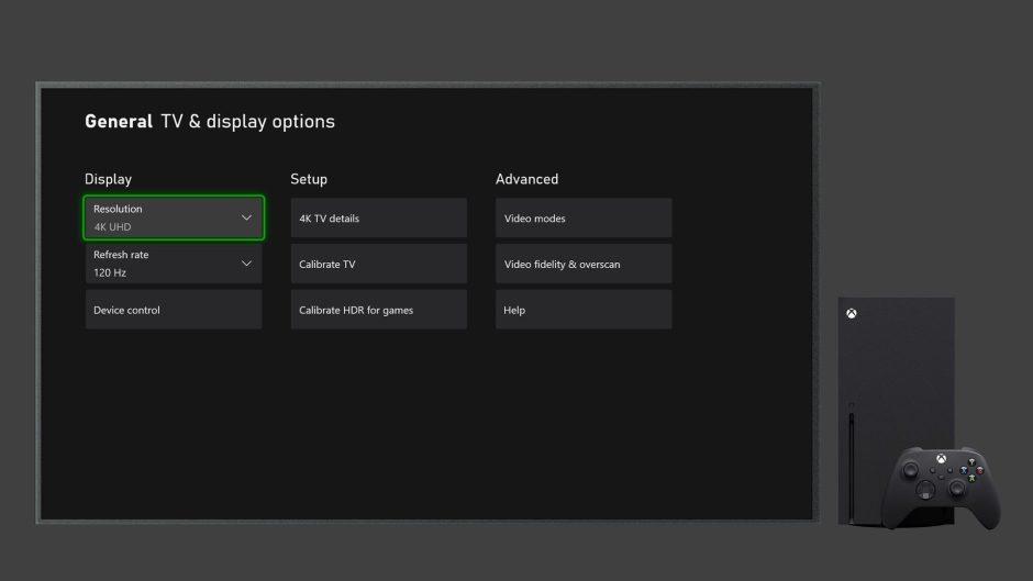 Configura tu TV para Xbox Series X con la guía oficial de Microsoft