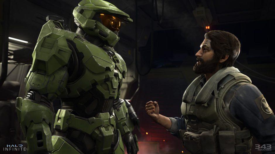 Halo Infinite presume de efectos de sonido en este curioso vídeo