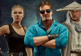 Los actores reales de la película llegan a Mortal Kombat 11