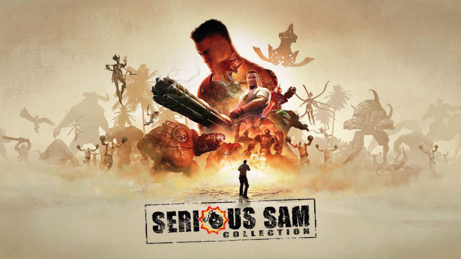 Acción para rato: llega la Serious Sam Collection a Xbox