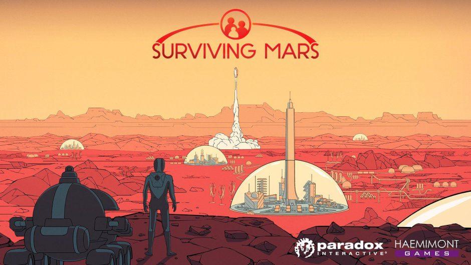 Surviving Mars se actualiza a lo grande