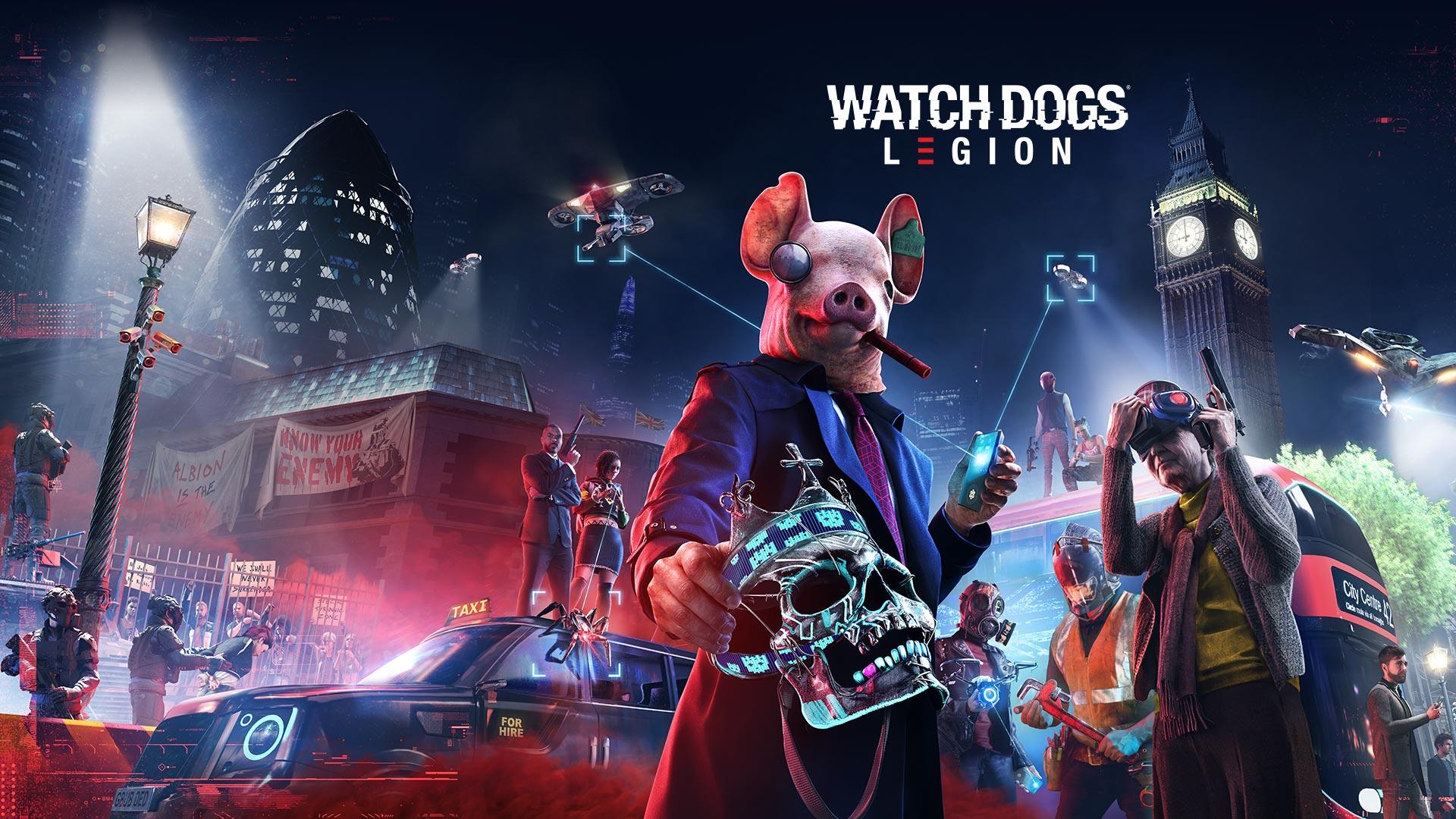 Watch Dogs Legion no corregirá sus problemas de guardado hasta diciembre