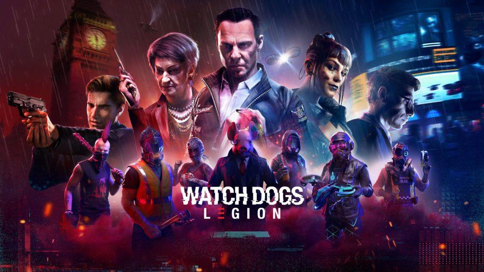 El modo online de Watch Dogs Legion se retrasa hasta 2021