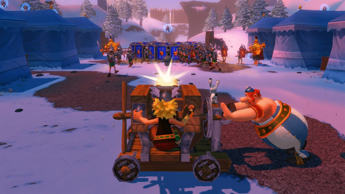 asterix and obelix xxl remastered - generacion xbox