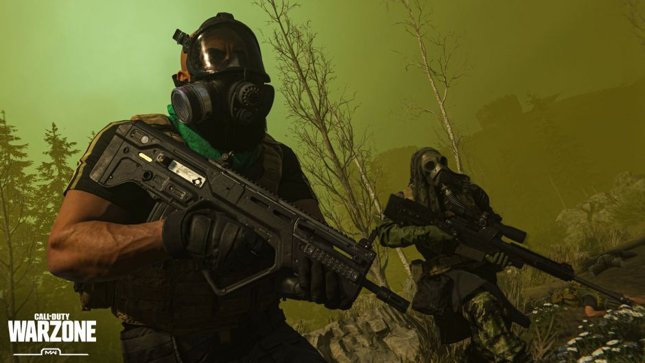Infinity Ward implementa los 120 fps a Call of Duty: Warzone en Xbox Series X