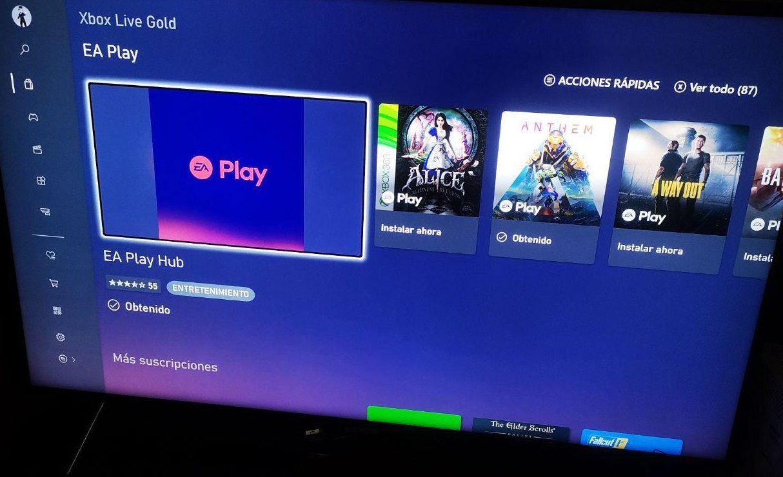 ¡BOOM! Ya puedes descargar los juegos de EA Play si tienes Xbox Game Pass