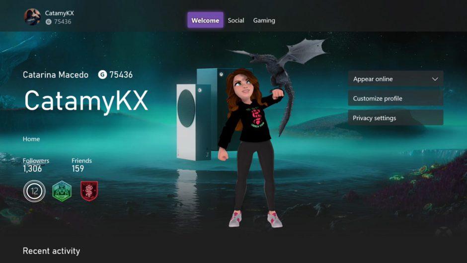 Microsoft añade nuevos temas para tú perfil con motivo del lanzamiento de Xbox Series