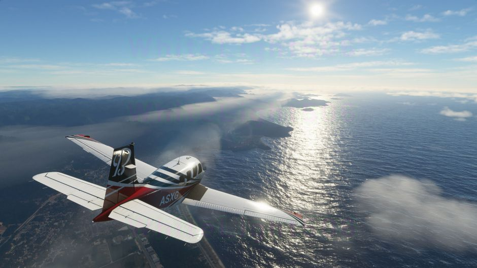 PEGI califica Microsoft Flight Simulator para Xbox One