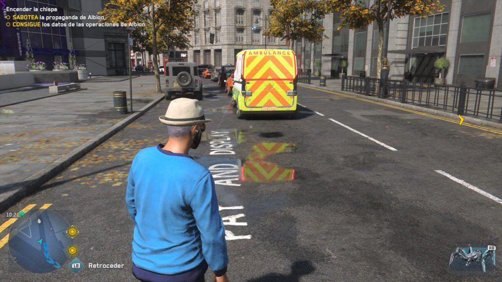 Así luce el Ray Tracing de Watch Dogs Legion en Xbox Series S