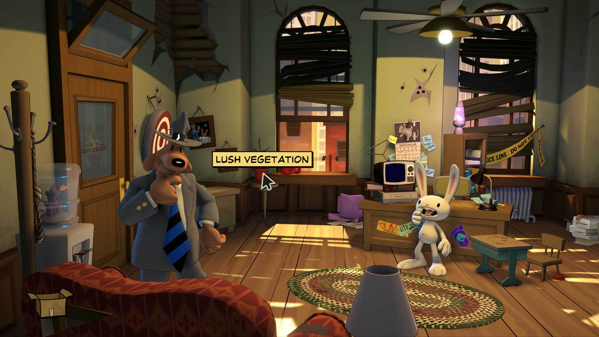 sam and max save the world - generacion xbox