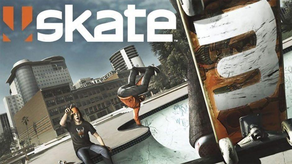 De manera sorpresiva Skate 3 fue de lo más vendido en Reino Unido
