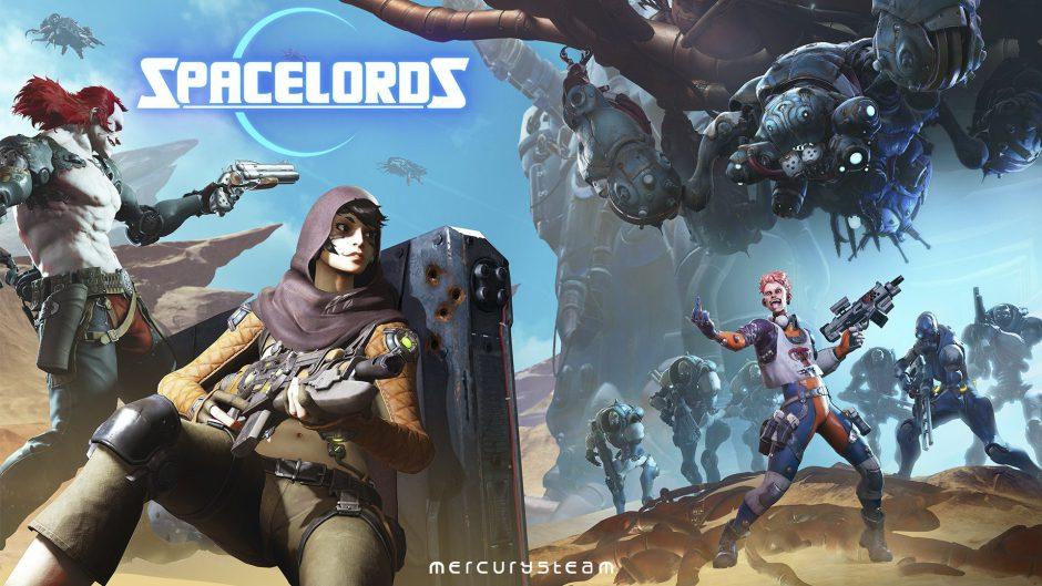 Spacelords se actualizará para Xbox Series X/S el día de lanzamiento