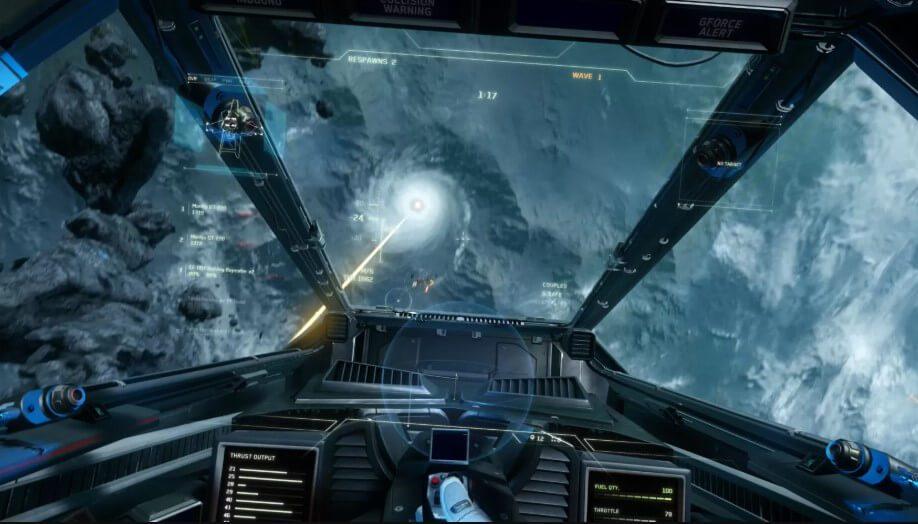 star citizen - nave - generacion xbox