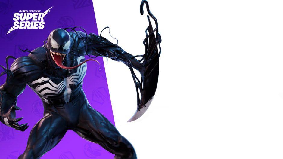 Venom llegará oficialmente a Fortnite y podrás obtener la skin gratis
