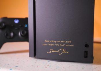 "Dwayne ""The Rock"" Johnson vuelve a unir fuerzas con Microsoft y regalará Xbox Series X a hospitales"