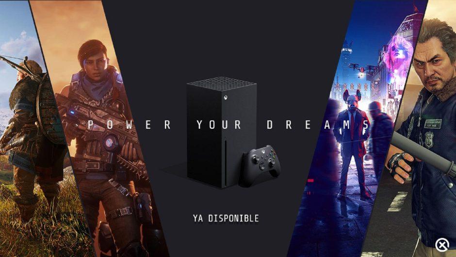 Bienvenidos a la nueva generación de Xbox: Xbox Series X y Xbox Series S ya disponibles