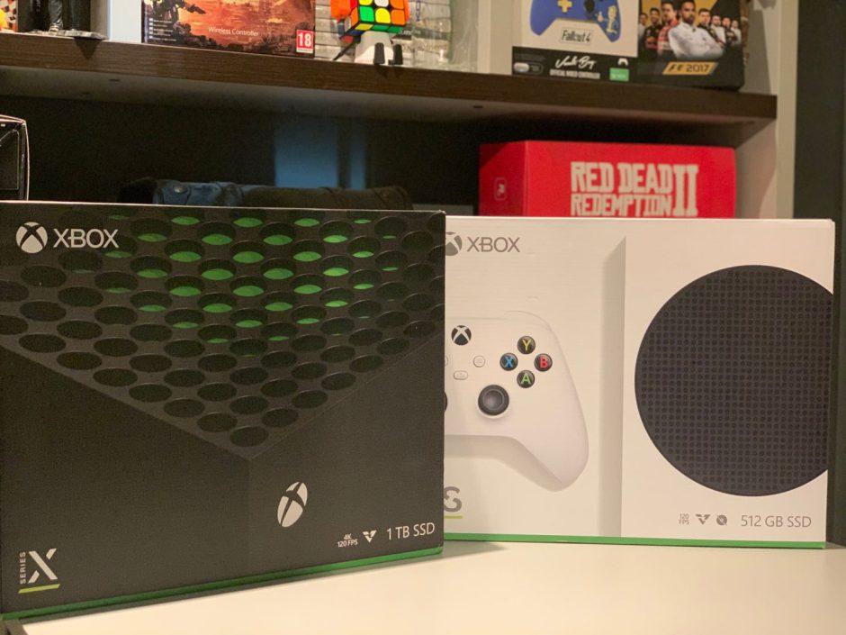 Xbox Series X y Xbox Series S vendieron 14.000 unidades en su estreno en España
