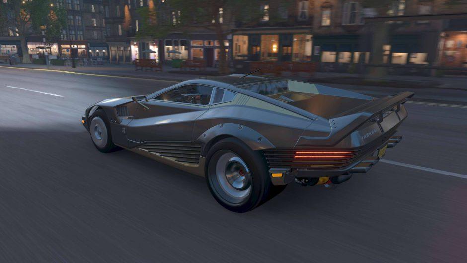 Consigue gratis el Quadra Turbo-R V-TECH de Cyberpunk 2077 en Forza Horizon 4 siguiendo estos sencillos pasos