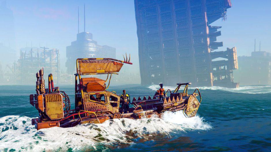 Age of Water, nuevo MMO post-apocalíptico de los creadores de War Thunder