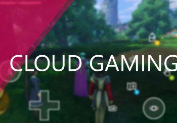 Los controles táctiles de Cloud Gaming son una delicia