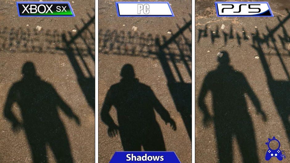 Cyberpunk 2077: Comparativa gráfica, Xbox Series X vs PS5 y PC – PC>SXX>PS5