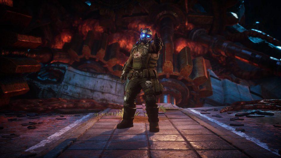 Los Hivebusters son el tema principal de las novedades semanales de Gears 5