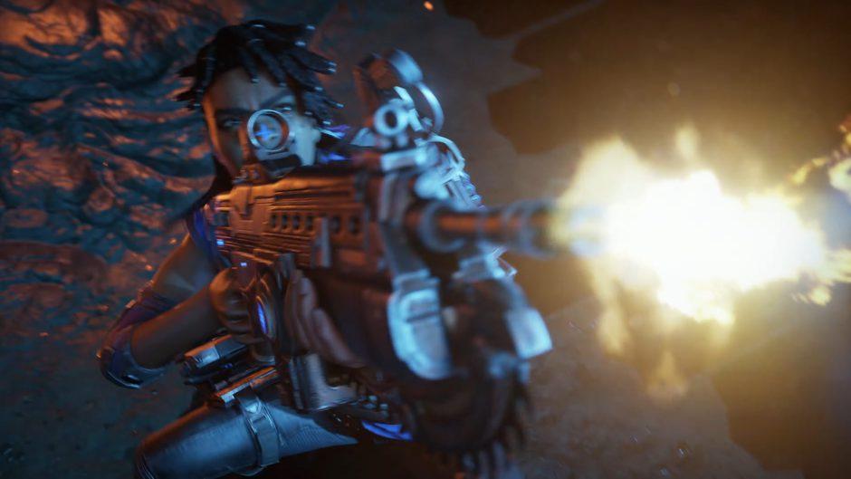 La actualización de Gears 5 que acompaña a Hivebusters mejora el rendimiento en Xbox Series X