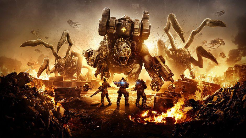 Tencent adquiere Splash Damage, los creadores de Gears Tactics