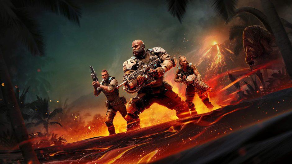 La actualización de hoy para Gears 5 trae el DLC Hivebusters y un montón de arreglos y ajustes