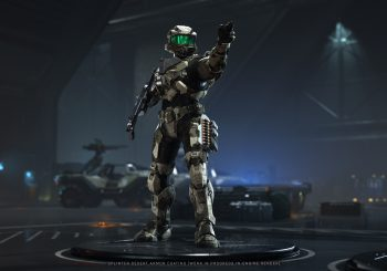 Halo Infinite muestra un gran cambio a nivel visual respecto a Halo 5 Guardians